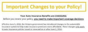 Ontario Auto Reform