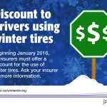 Winter Tire Discount On Auto Insurance