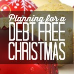 Financial Plan, a Debt Free Christmas