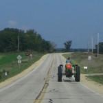 Operating Farm Machinery on Public Roads