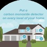 Carbon Monoxide Detectors – It is the law!!