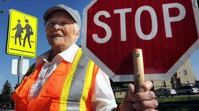 Crossing Guard | Absolute Insurance