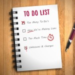 Your News Years to Do List