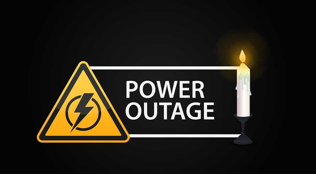 Power-outage-hydro