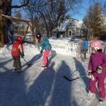 Backyard Skating Rinks and Insurance